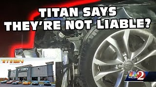 Titan Motorsports Crashes A Customer'S Car And Then Refuses To Pay For The Damages