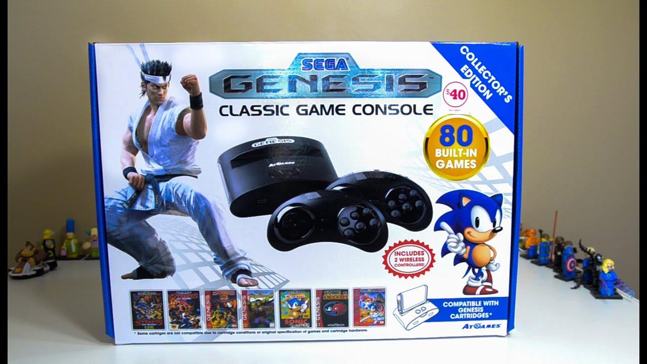 Sega Genesis Games List