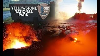 YELLOWSTONE VOLCANO   LEAVE IT ALONE!!!