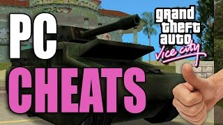 GTA Vice City Cheats (51) [PC]