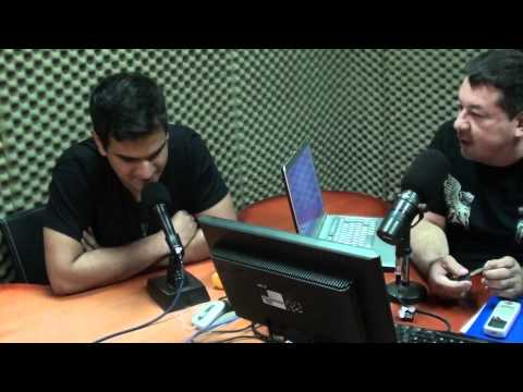 ENTREVISTA A ALEJANDRO PALACIO EN RADIO FERNANDO DE LA MORA PARAGUAY
