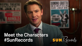 Sun Records on CMT | Meet the Characters