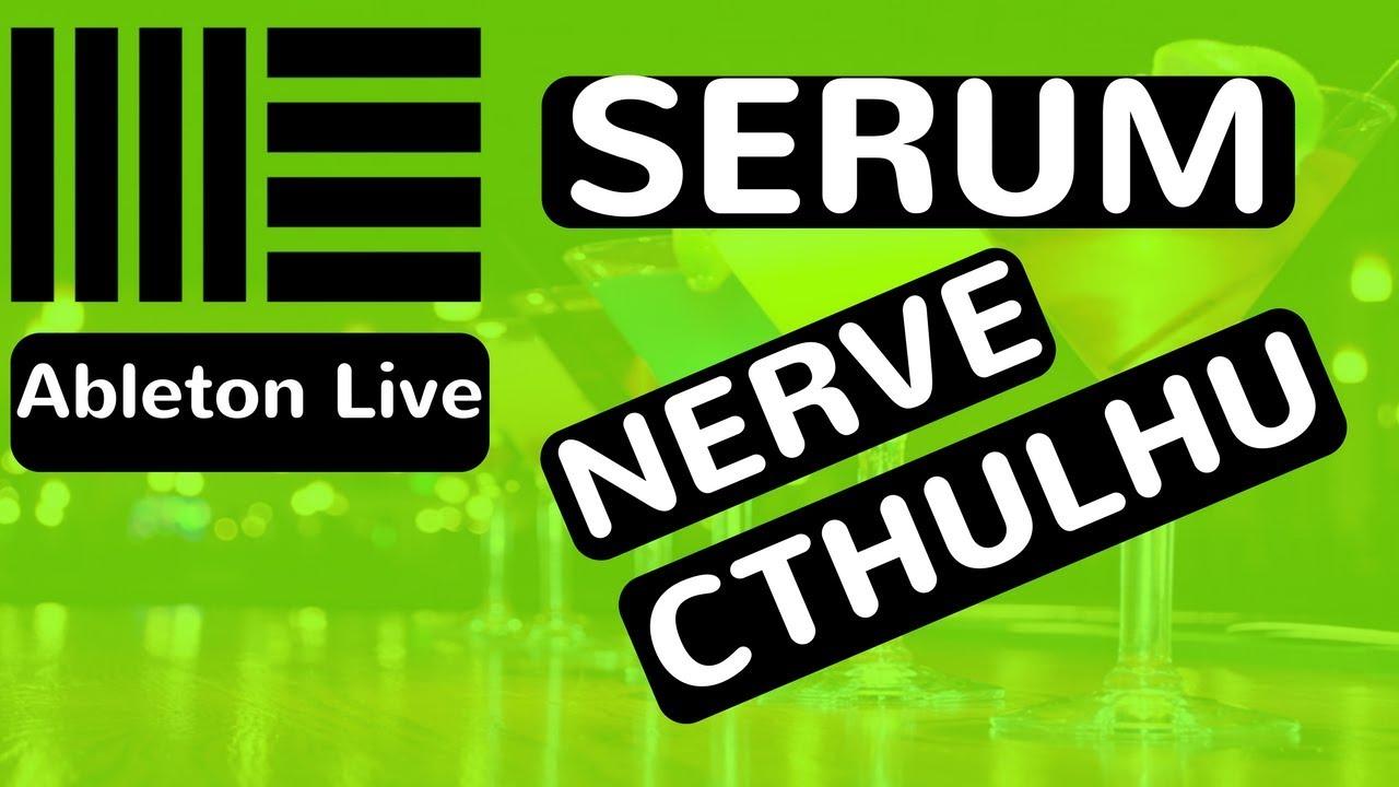 xfer nerve free download