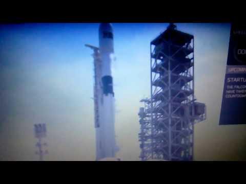 Bangladesh Bangabandhu-1 Launch SpaceX Falcon 9 Launch of BTRC Satellite-1