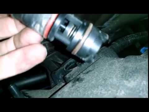 Vapor Canister Solenoid Valve Pontiac Torrent - YouTube