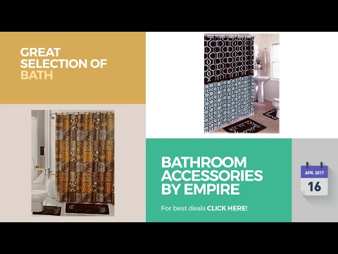 Bathroom Accessories By Empire Great Selection Of Bath Products