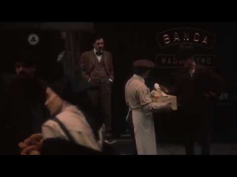 The Godfather Part II 2 Pear Scene - Vito Corleone