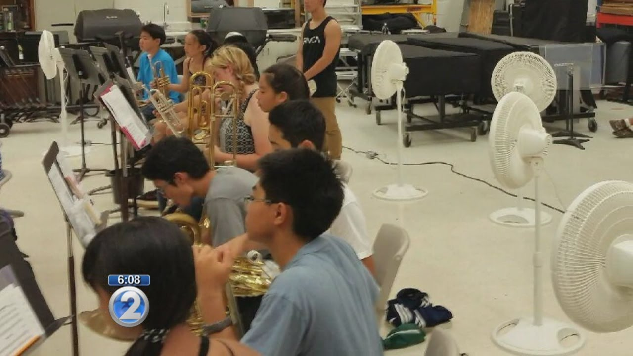 Kaiser band students to wait several more weeks before air ...