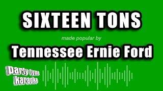 Tennessee Ernie Ford - Sixteen Tons (Karaoke Version)