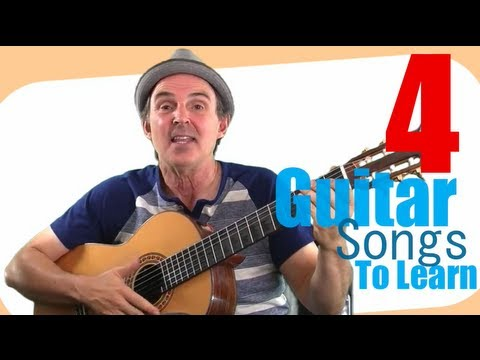 guitar songs to learn 4 of 5 easy songs for beginners house of the rising sun youtube. Black Bedroom Furniture Sets. Home Design Ideas