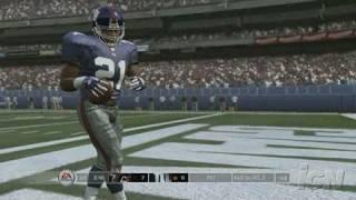 Madden NFL 06 Xbox 360 Gameplay - New Gameplay 3