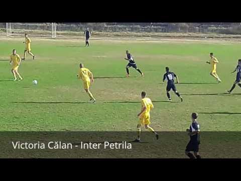 Victoria Călan - Inter Petrila, 1 - 1 (1 - 0), Etapa 10 - Liga 4 Hunedoara
