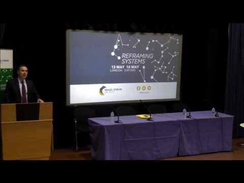 Palestra Luís Roberto Barroso - Brazil Forum UK 2017