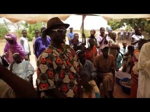 "Gambia: Eröffnung Modellklinik ""Njaba Kunda Health Centre"" (2012)"
