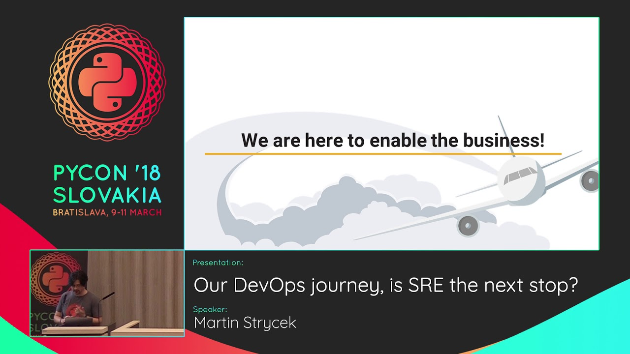 Image from Our DevOps journey, is SRE the next stop?