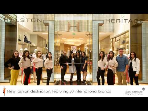 Mall of the Emirates | Fashion Up Launch