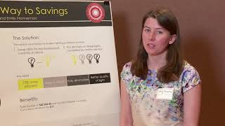 Rutgers Energy Institute 13th Annual Symposium 2018 - Energy Contest, 3rd Place