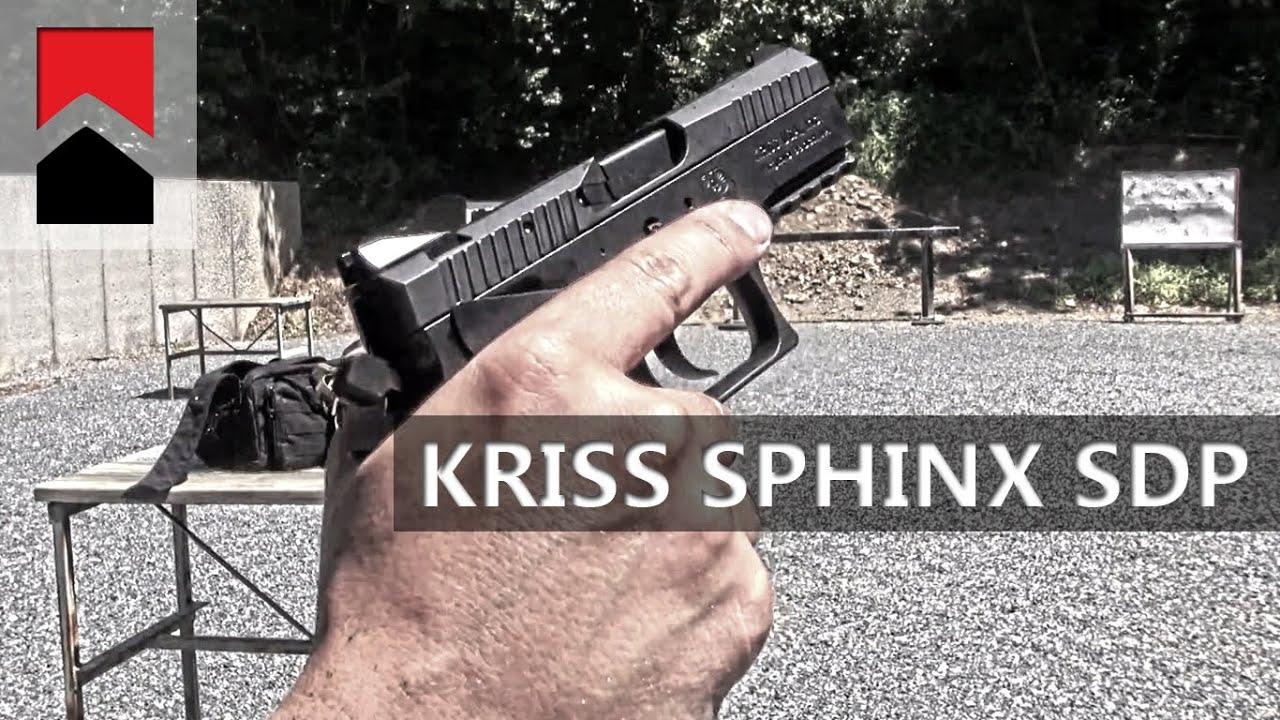 Kriss Sphinx SDP by Trop Gun
