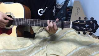 Vẫn Chờ •Acoustic-|Tuấn Anh|| (Demo)
