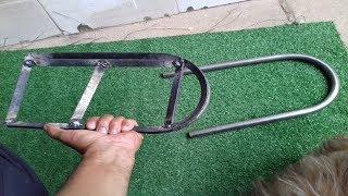 трубогиб для труби ручний(tube bender) конструкція торцевий ключ 5/8 тест 01