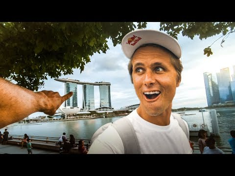 WELCOME TO SINGAPORE! | VLOG⁴ 05 (Part 2)