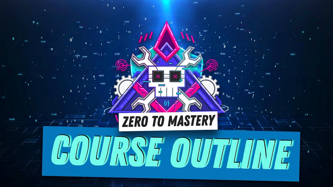 Couse Outline for Complete Ethical Hacking Bootcamp 2021: Zero to Mastery