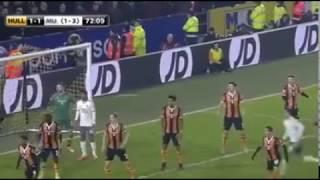 Hull City Vs Manchester United 2 1  All Goals & Highlights // 25 01 2017 HD