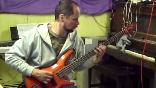 Last Child - Bass Cover - Ian 85