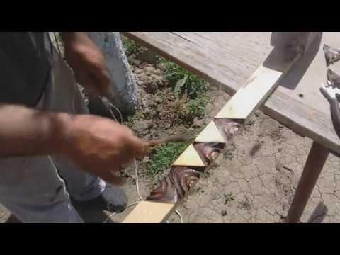 видео: резка как сделать узоры с нихромовои проволки