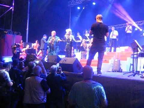 Anneke Gronloh afscheids concert Weert zaterdag avond 26 augustus 2017