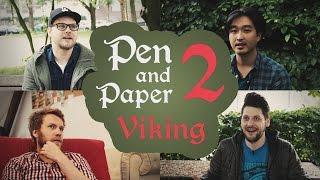 Pen & Paper | Staffel 2 | B.E.A.R.D.S | Charaktervorstellung