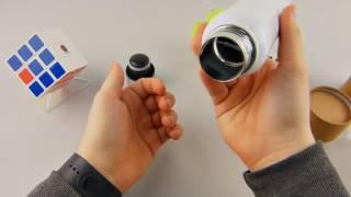 Обзор на термос 'My Bottle'  Компактный металлический термос