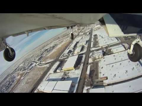 Flying GoPro along Wasatch Front