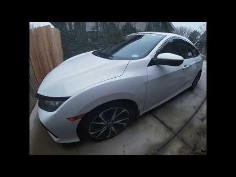 My 2017 Honda Civic SI Sedan Review!