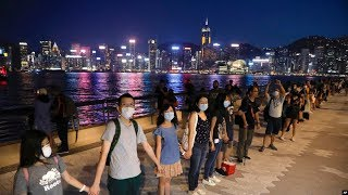 """焦点对话:""""香港之路""""走向何方?""""二次回归""""还是二次沦陷?"""