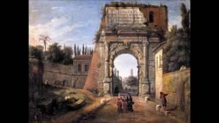 WORLD PREMIERE : E.Casularo plays F.Ruge: Sonata in G - Adagio
