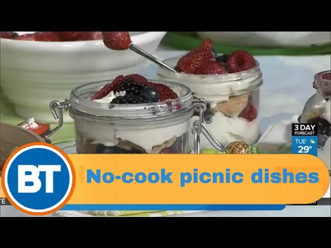 No-cook picnic dishes