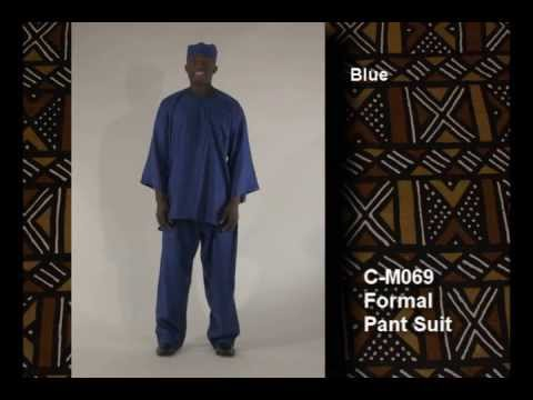 Africa Imports | Formal pant Suit