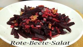 Thermomix® TM31 - TM5 - TM6  Rote-Beete-Salat