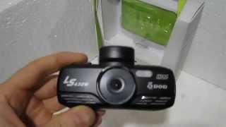 Обзор новинки видеорегистратора DOD LS430W + GPS на ВАЗ (классика) 2106 - ч. 2