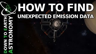 HOW TO FIND UNEXPECTED EMISSION DATA | ELITE DANGEROUS