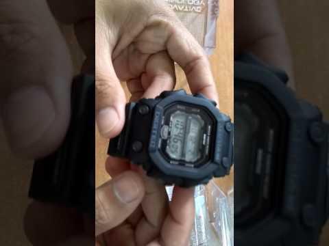 Review Jam Tangan Digitec Monster 2012 Black (Casio G-Shock GX-56)