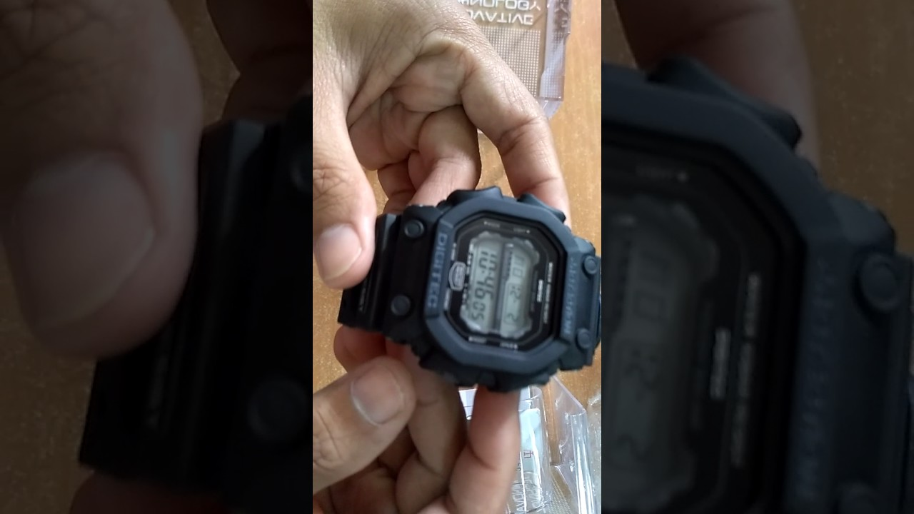 Review Jam Tangan Digitec Monster 2012 Black Casio G Shock Gx 56 Skmei 1123 Original Digital