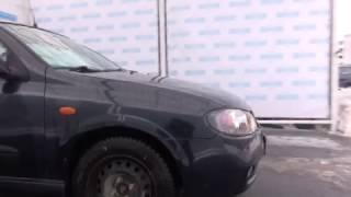 Nissan Almera II (N16) Рестайлинг