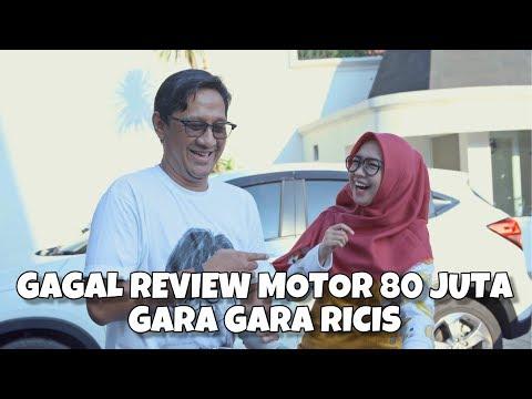 GAGAL REVIEW MOTOR HARGA 80 JUTA KARENA RIA RICIS DATENG..