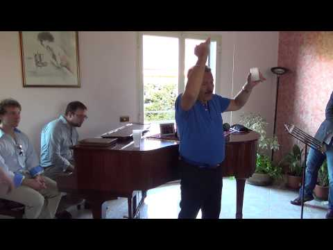 Salvatore Fisichella Master Classs MOS