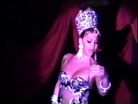 1st Annual Miss Continental Hawaii 1994 - Guest Spot 9 - Monica Munro