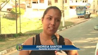 Câmara nas Ruas: Vereador Rodrigão visita centro comunitário e quadra no Santo Antonio. 07/08/17