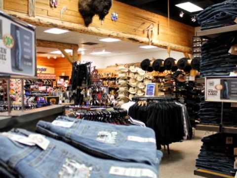 Rapid City SD RCC Western Store - Shop Cowboy Boots & Western wear ...