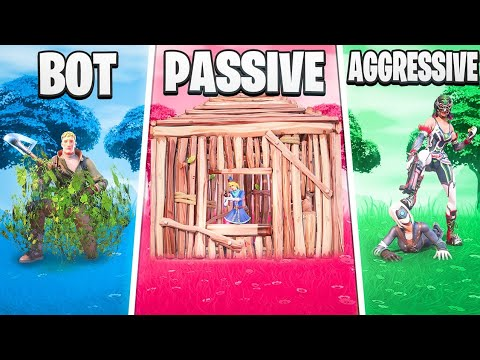 How To FIND THE BEST PLAYSTYLE That Works For You – Fortnite Tips & Tricks Playstyle Guide
